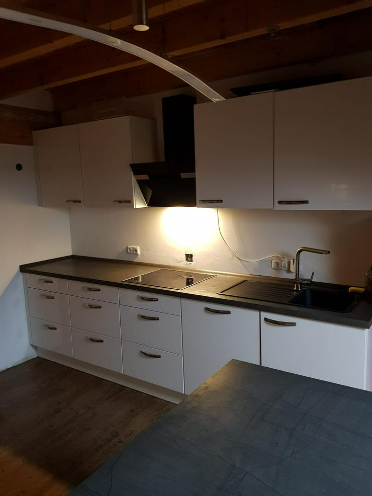 Einbauküche + Kochinsel + Elektrogeräte (2 Jahre alt)