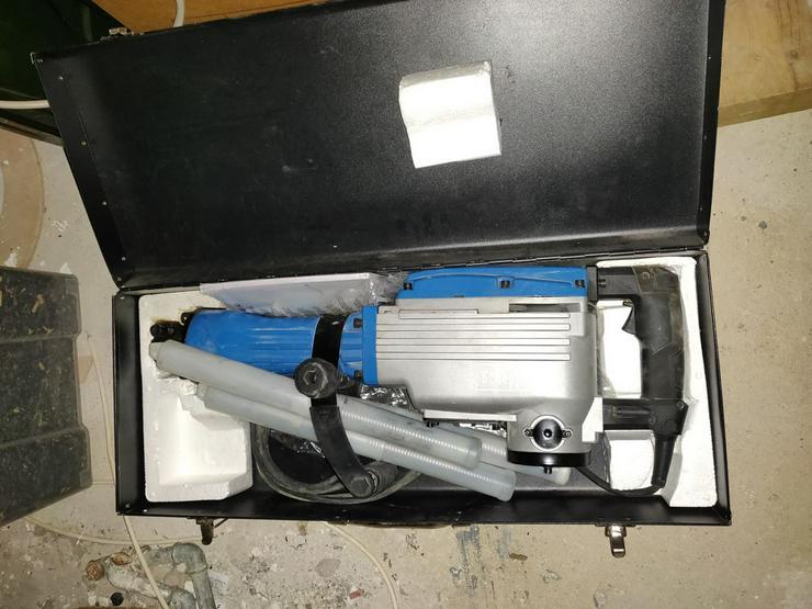 Abbruchhammer ausleihen, mieten - Baumaschinen & Baustelle - Bild 1
