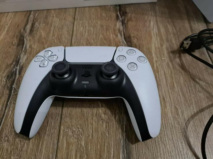 Sony PlayStation 5 825 GB Spielekonsole - Weiß.