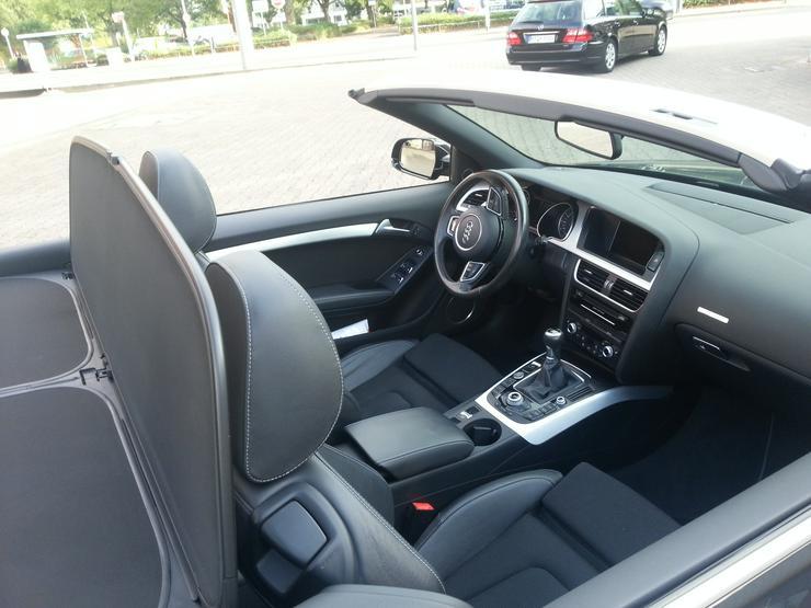 Bild 3: Cabriolet Audi A 5