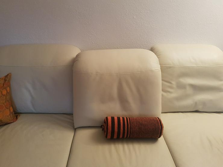 Bild 3: Ledercouch zu verkaufen