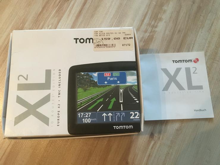 Navigationsgerät TomTom XL IQ Routes