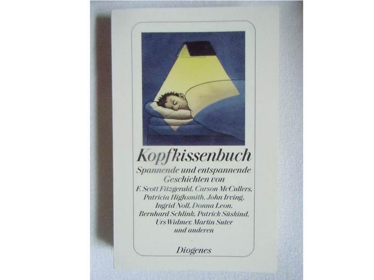 Kopfkissenbuch (auch zu verschicken)