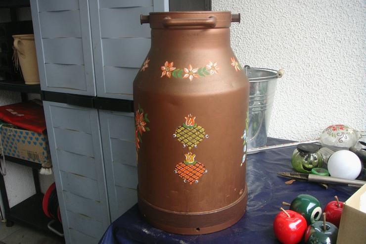Deko-Milchkanne