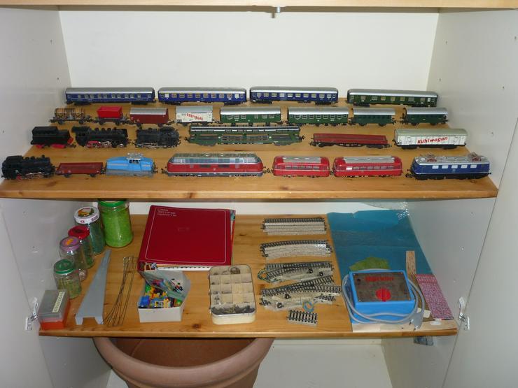 Bild 5: Modellbahn HO Anlage