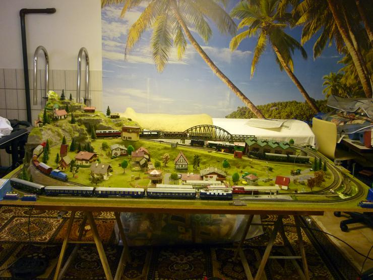 Bild 3: Modellbahn HO Anlage