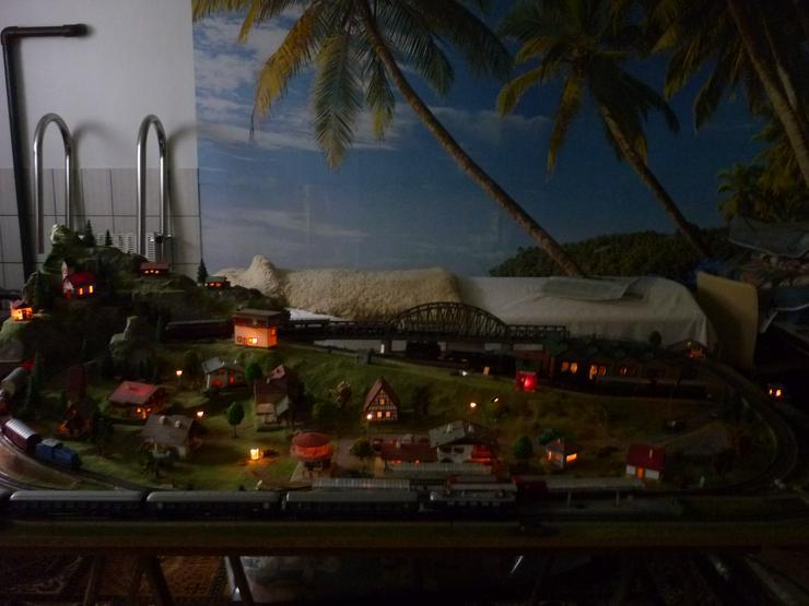 Bild 4: Modellbahn HO Anlage