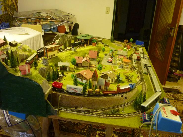 Bild 2: Modellbahn HO Anlage