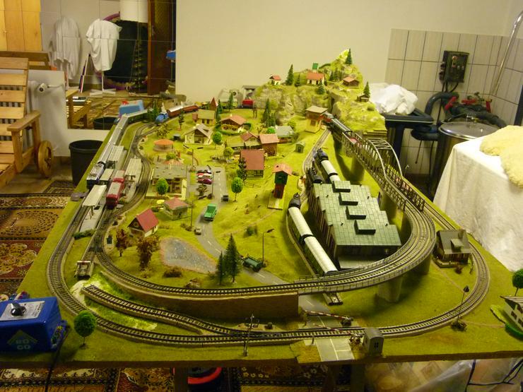 Modellbahn HO Anlage