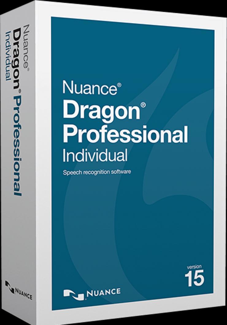 Nuance Dragon Professional Individual 15.0  - 1 Lizenz für 2 Geräte + PAY PAL - Verwaltung, Buchhaltung & Business - Bild 1