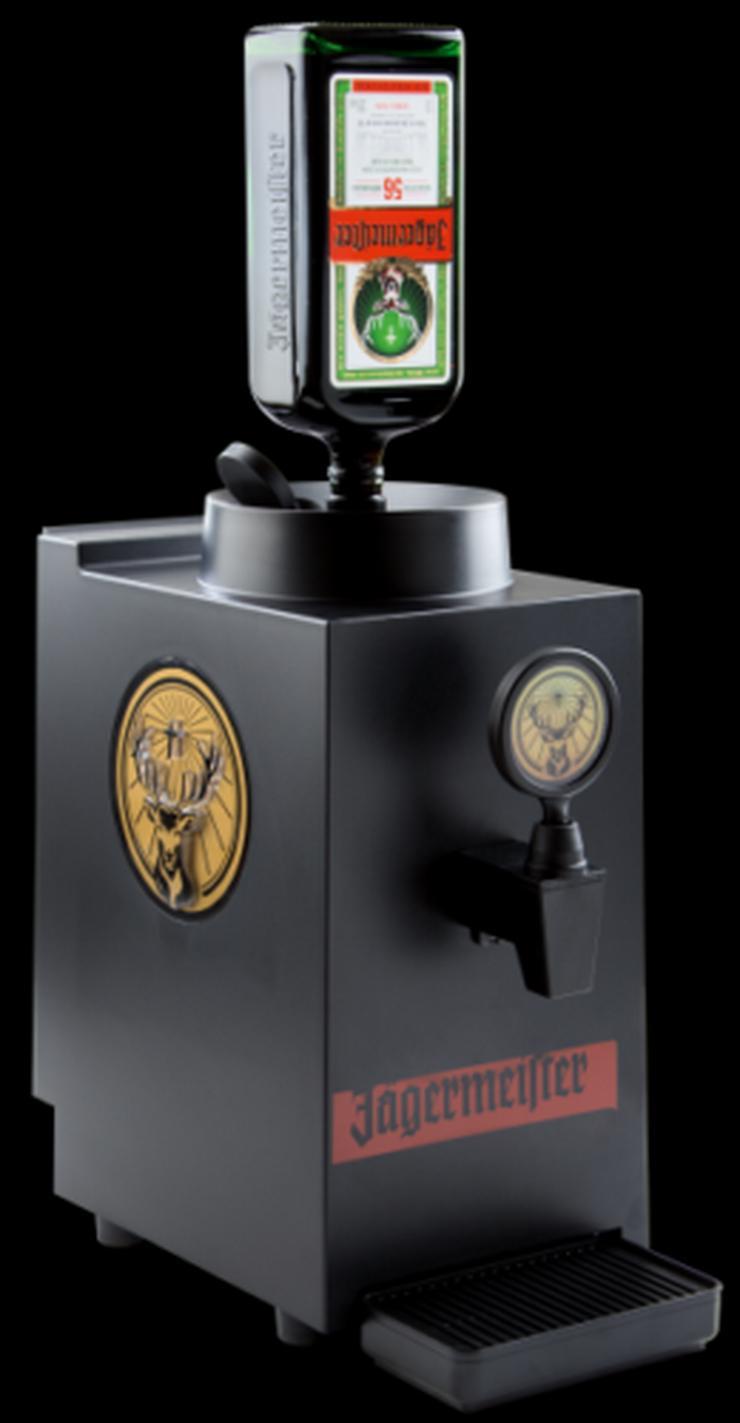 Jägermeister Shot Machine - Das ideale Geschenk für Sie und Ihn  - Neu und Original verpackt - Party