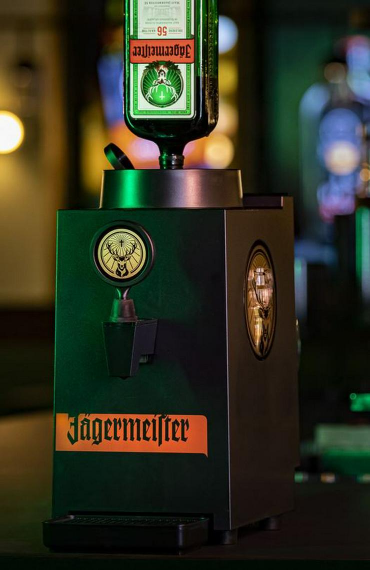 Bild 4: Jägermeister Shot Machine - Das ideale Geschenk für Sie und Ihn  - Neu und Original verpackt - Party
