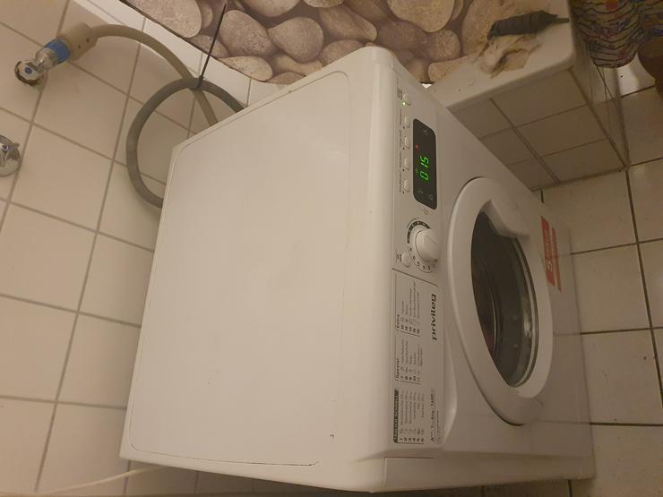 Frische Waschmaschine 15 Monate alt wie neu