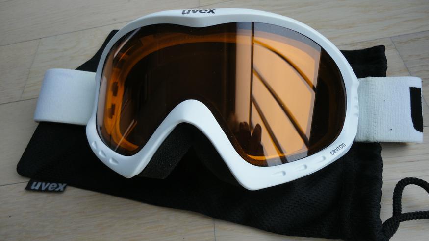 Bild 2: UVEX cevron Skibrille