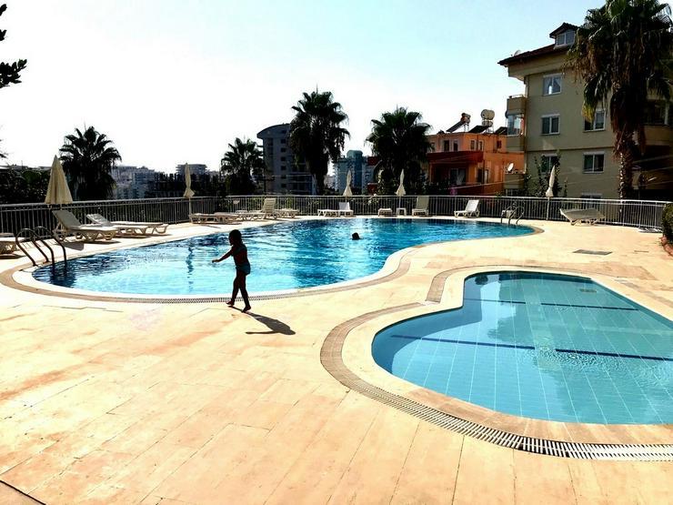 Türkei, Alanya. Große und gut möblierte 3 Zi. Wohn.,424 - Ferienwohnung Türkei - Bild 1