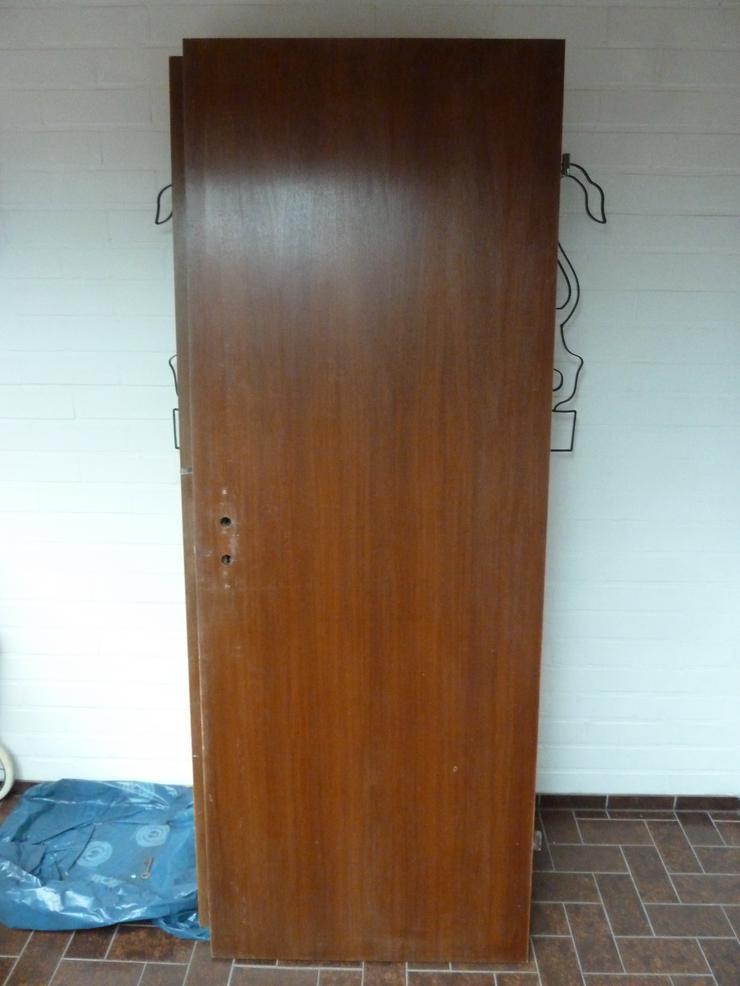 Mahagoni  -  Zimmertüren     (Stck.  20,00 E)