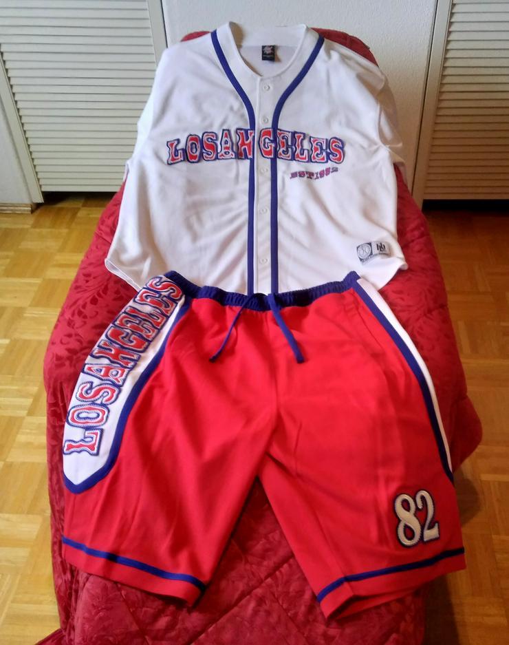 Bild 2: Hoodboyz Luxury Baseball Suit Los Angeles 4-teilig