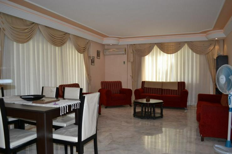 Bild 3: Türkei, Alanya, möbl. 3 Zi. Wohnung, ein wenig Meerblick, 406