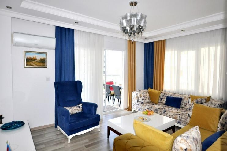 Türkei, Alanya, renovierte, möbl. 3 Zi. Wohn.404