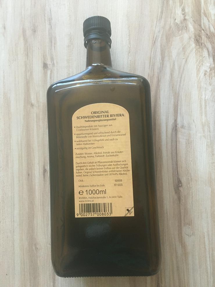 Bild 2: Flaschen 1 Liter
