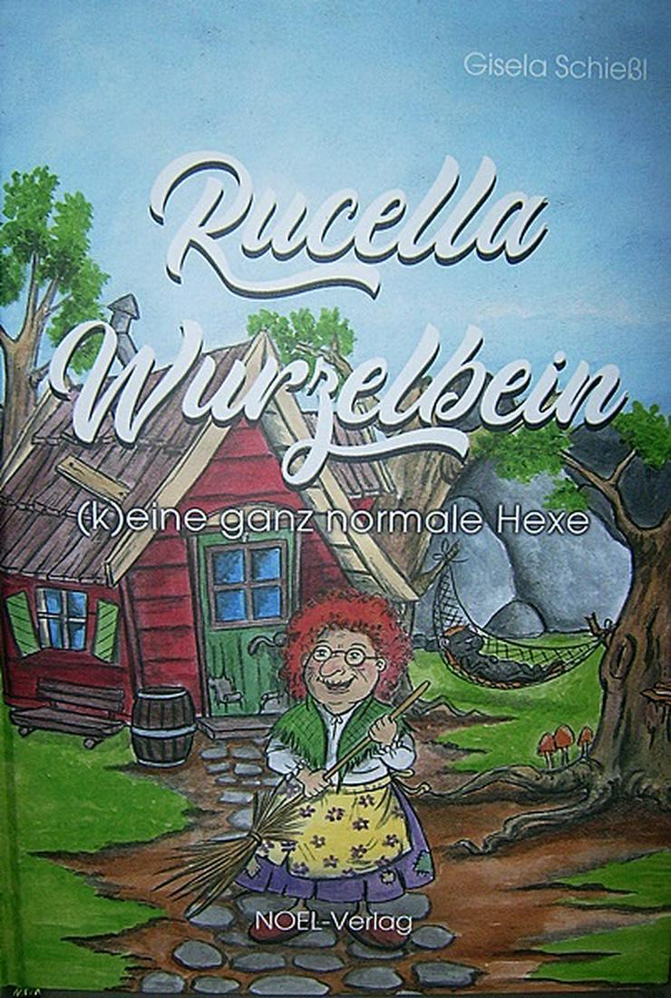 Buch: RUCELLA WURZELBEIN - (K)EINE GANZ NORMALE HEXE