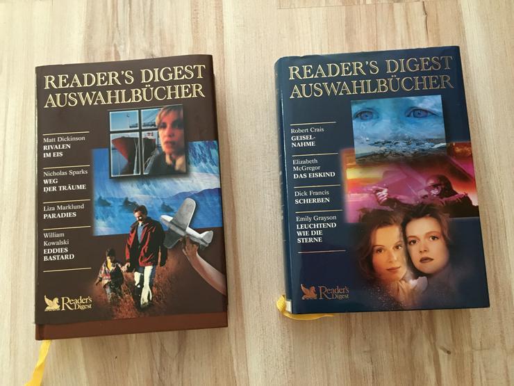Bild 3: Reader`s Digest Bücher