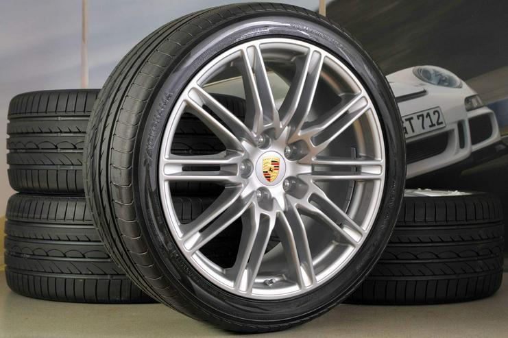 21 Zoll Porsche Cayenne Sommerradsatz
