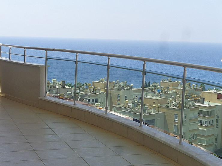 Türkei, Alanya, 5 Zi. Duplex Wohnung, Meerblick, 378  - Ferienwohnung Türkei - Bild 1