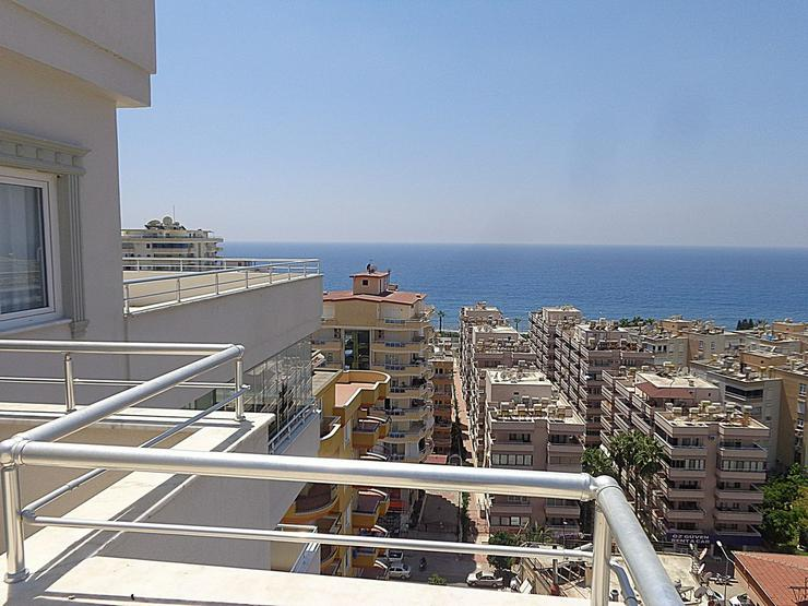 Bild 2: Türkei, Alanya, 5 Zi. Duplex Wohnung, Meerblick, 378