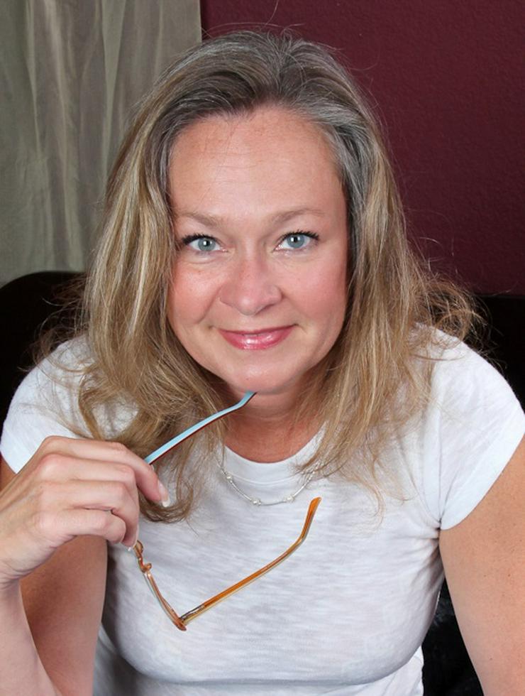 46jährige Blondine sucht lebensfrohen Partner