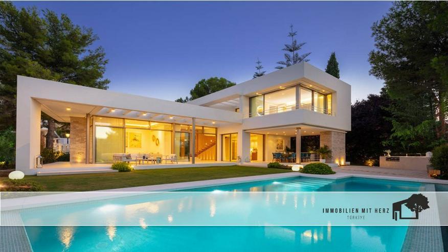 Villa mit 4 Zimmern in Alanya