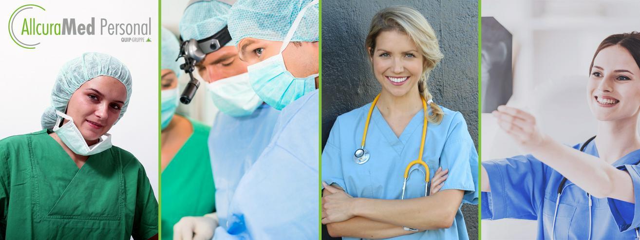 Krankenschwestern (w/m/d) für Impfzentrum