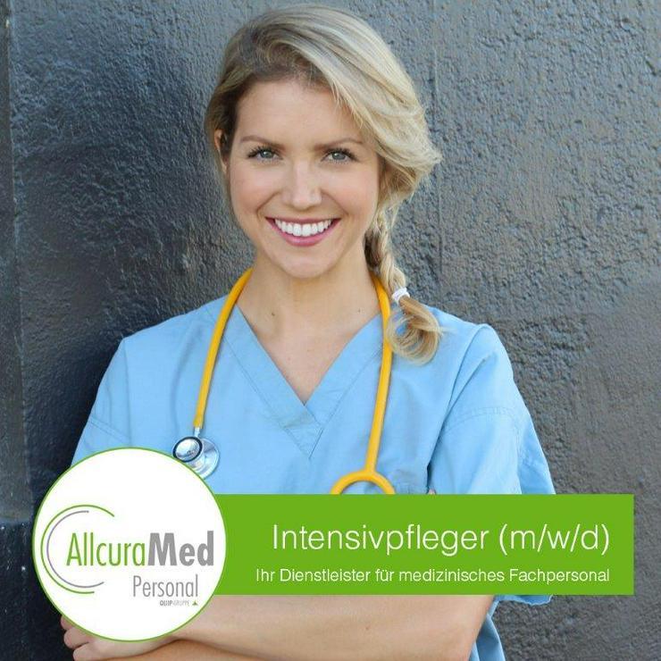 Krankenschwester für die Intensivstation (w/m/d)