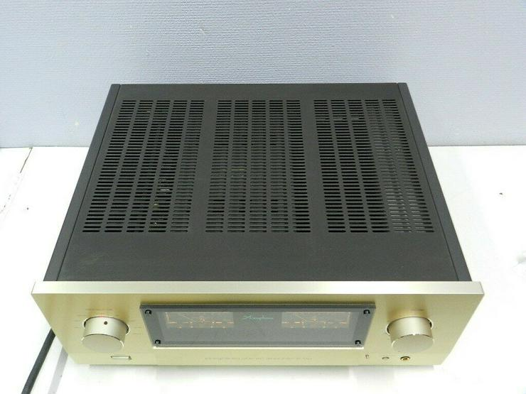 Accuphase E-550 P.I.A High End Vollverstärker + DAC 20 + AD 20 Vollaustattung - Verstärker - Bild 1