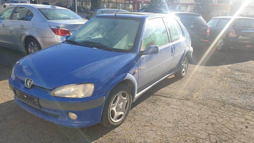 Bild 4: Peugeot 106 Sport
