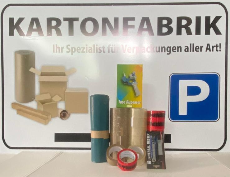 Bild 3: Umzugskarton Profi (57 x 35 x 31) für 1,70€