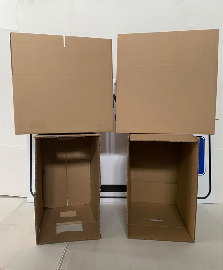 Bücherkarton Basic (33,5 x 28 x 33,5) für 0,60€ - Umzug & Transporte - Bild 1