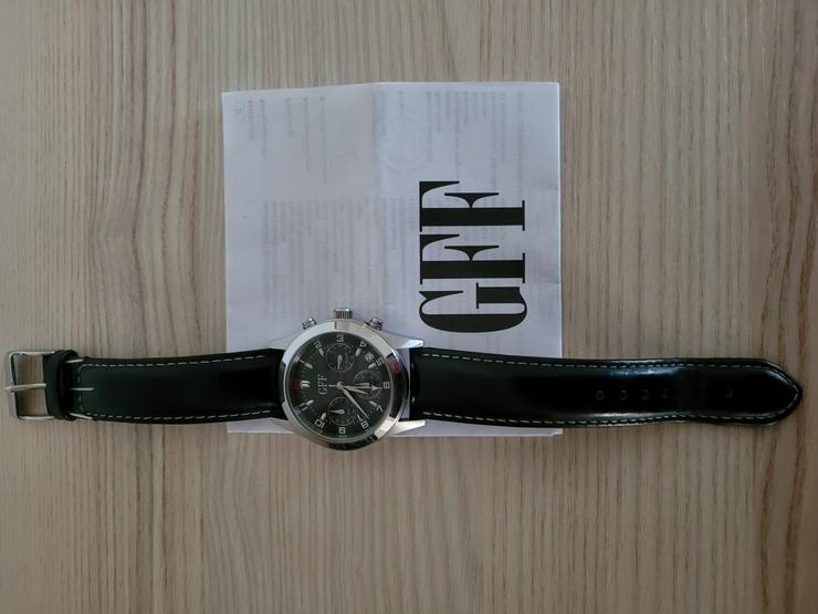 GFF Herren Armbanduhr GFF Chronograph - Quarz