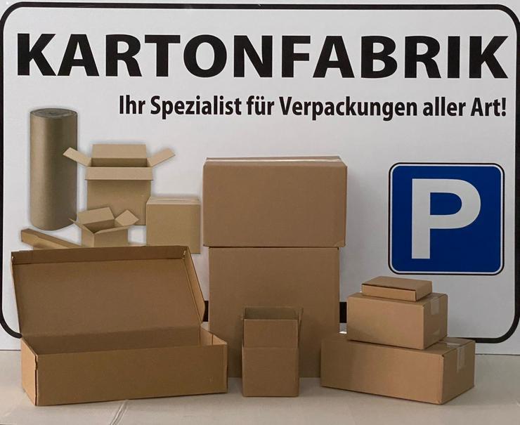 Versandkarton (17 x 11 x 8) für 0,50€