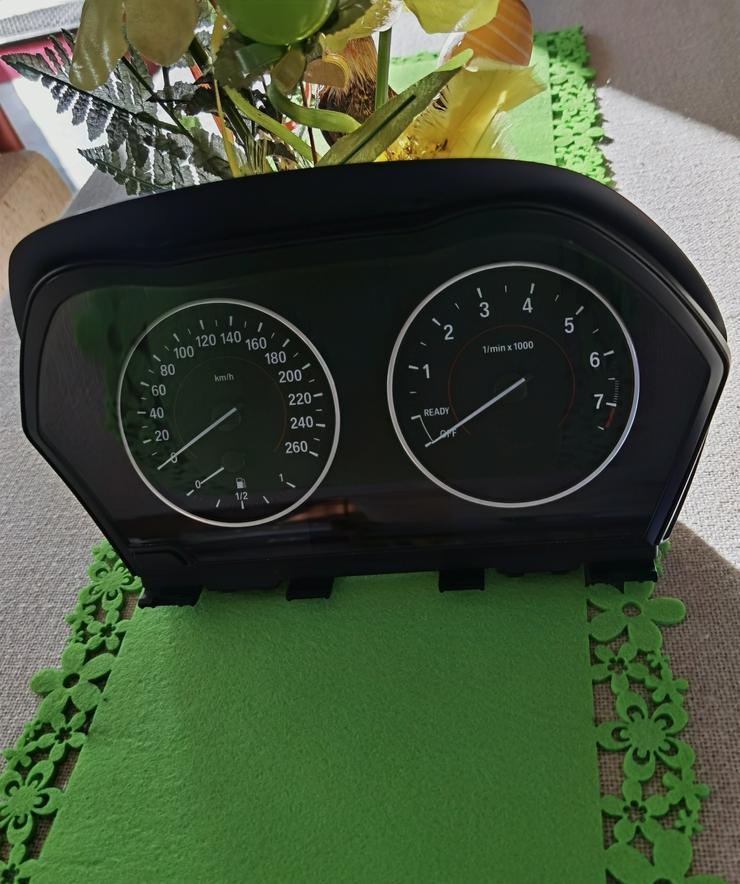 BMW F20 F22 F45 F46 F48 F49 X1 Instrumentenkombi Benzin