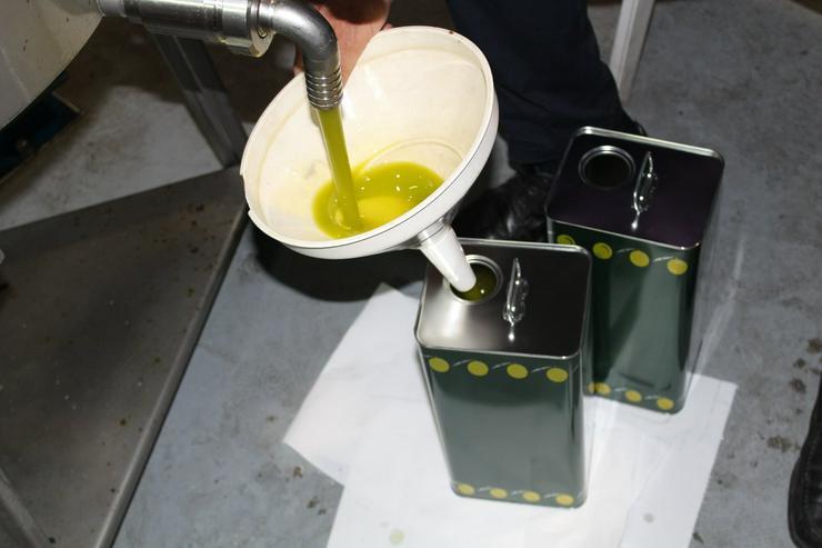 Bild 2: Nocellara del Belice Olivenöl extra vergine