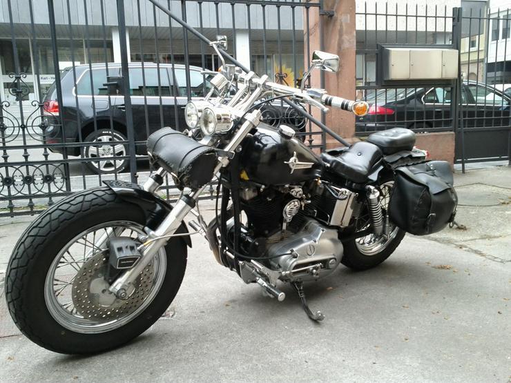 Harley Davidson - Harley Davidson - Bild 1