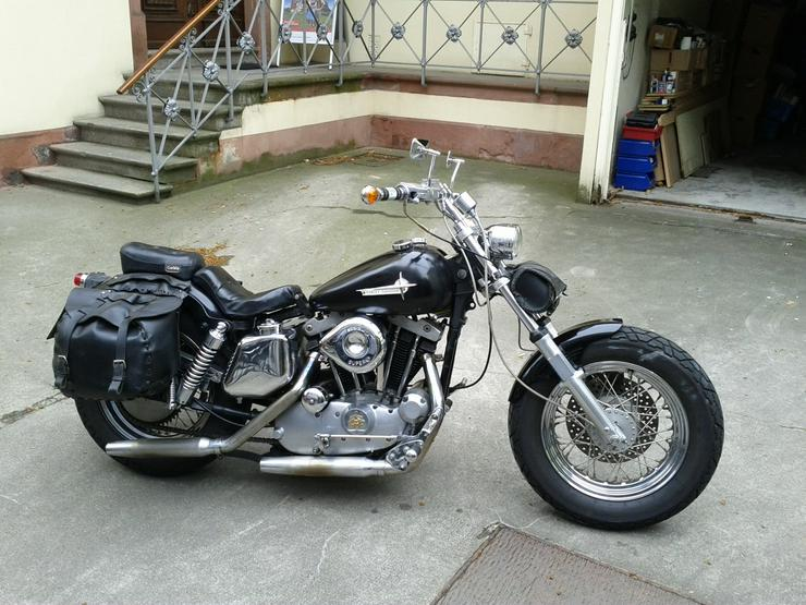 Bild 2: Harley Davidson