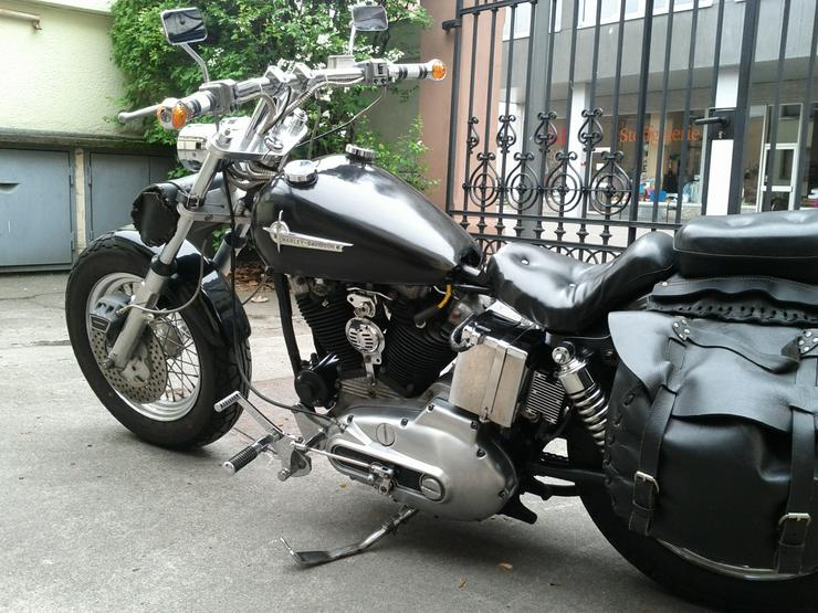 Bild 4: Harley Davidson