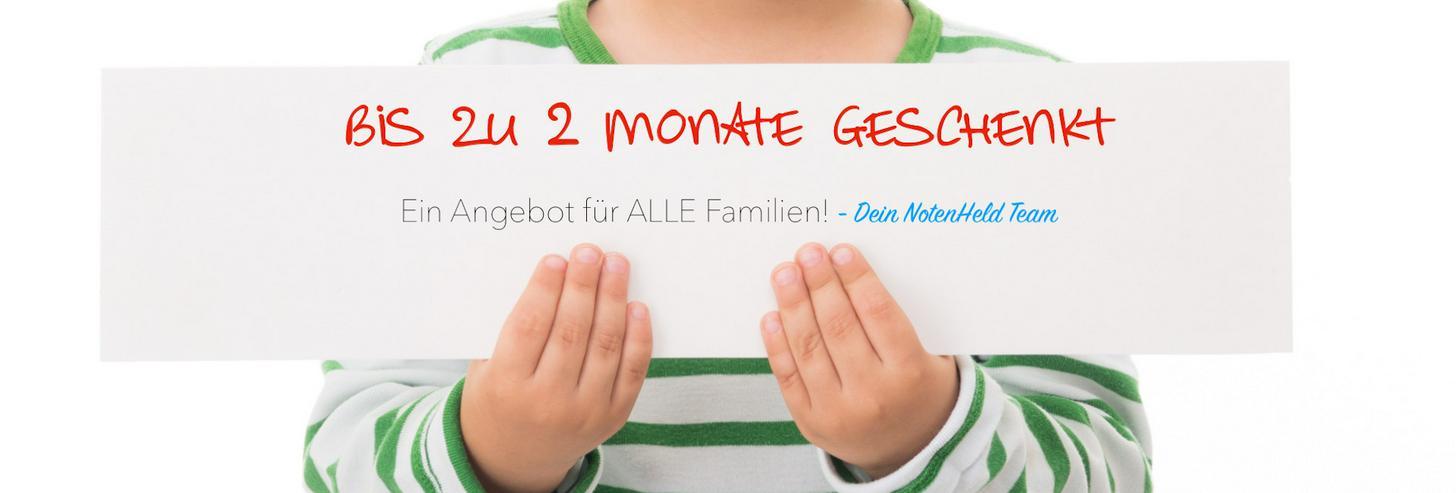 Bis zu 2 Monate geschenkt | Nachhilfe in ENGLISCH, MATHE, DEUTSCH - Berlin und 500 weitere Standorte - Bildung & Erziehung - Bild 1