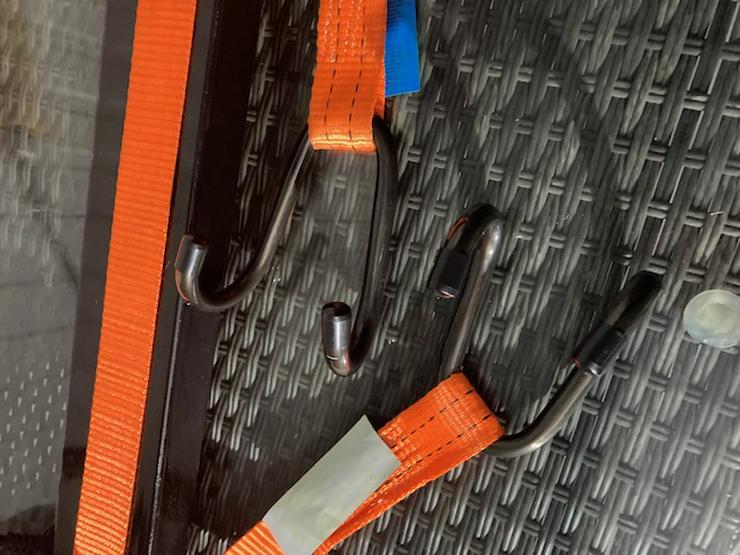 Bild 4: Elektrischer Fahrradaufzug Fahrradseilzug   Deckenlift Rolleraufzug