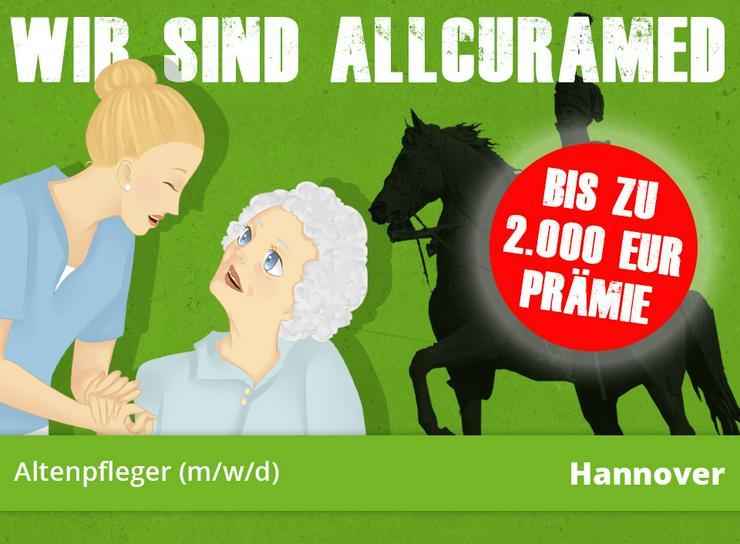 AP Altenpfleger (m/w/d) gesucht. Jetzt bis zu 2.000 € mehr!