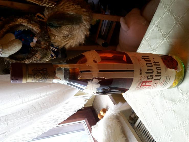3 L Flasche Asbach Uralt ungeöffnet ca 38-40 Jahre alt