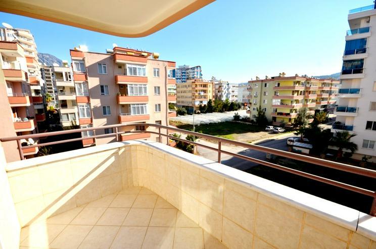 Bild 5: Türkei, Alanya, renovierte und möblierte 3 Zi. Wohnung. 441
