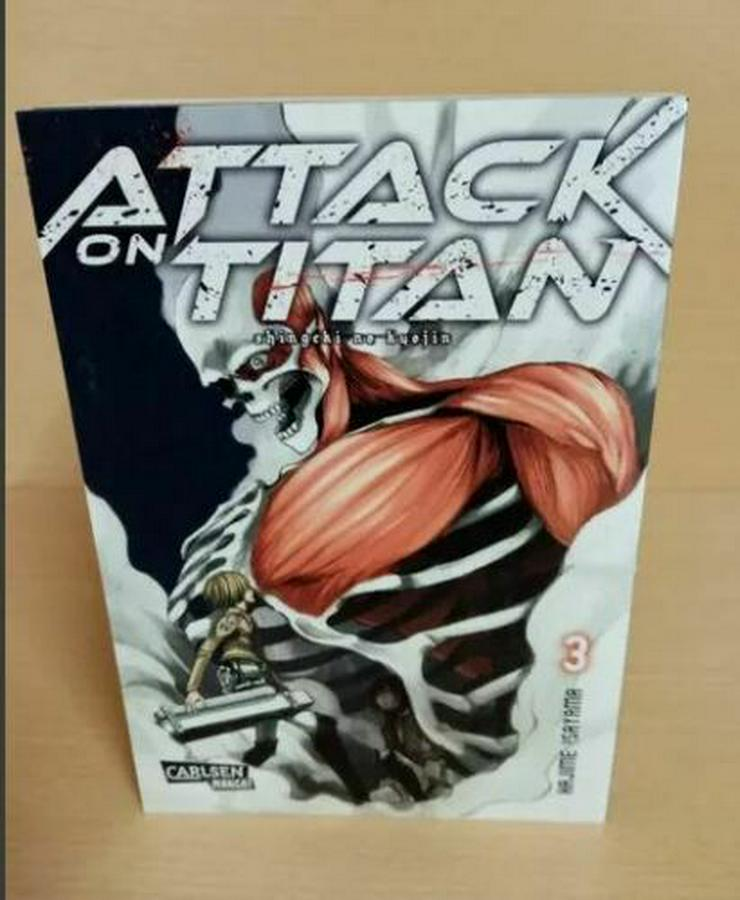 ATTACK ON TITAN. - Comics - Bild 1